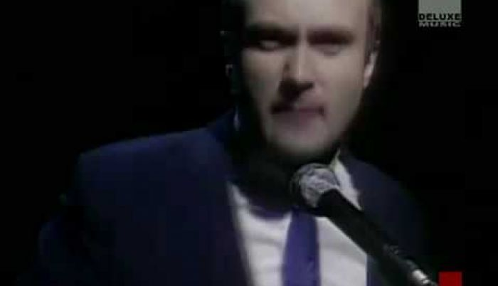 You can´t hurry love. Phil Collins
