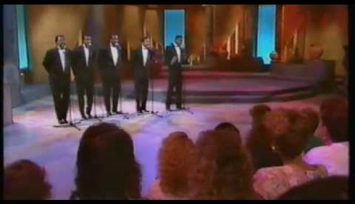My girl. The Temptations